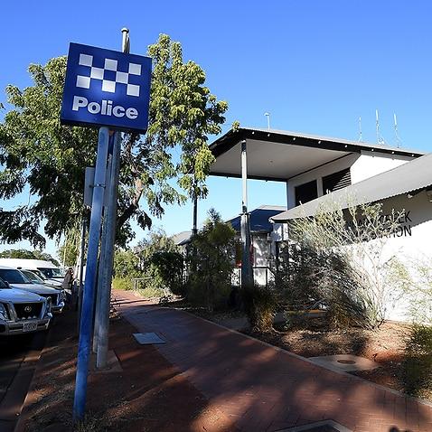 Tennant Creek police station