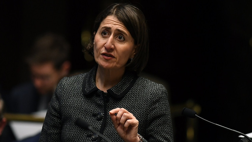 NSW premier will head to UK and Germany