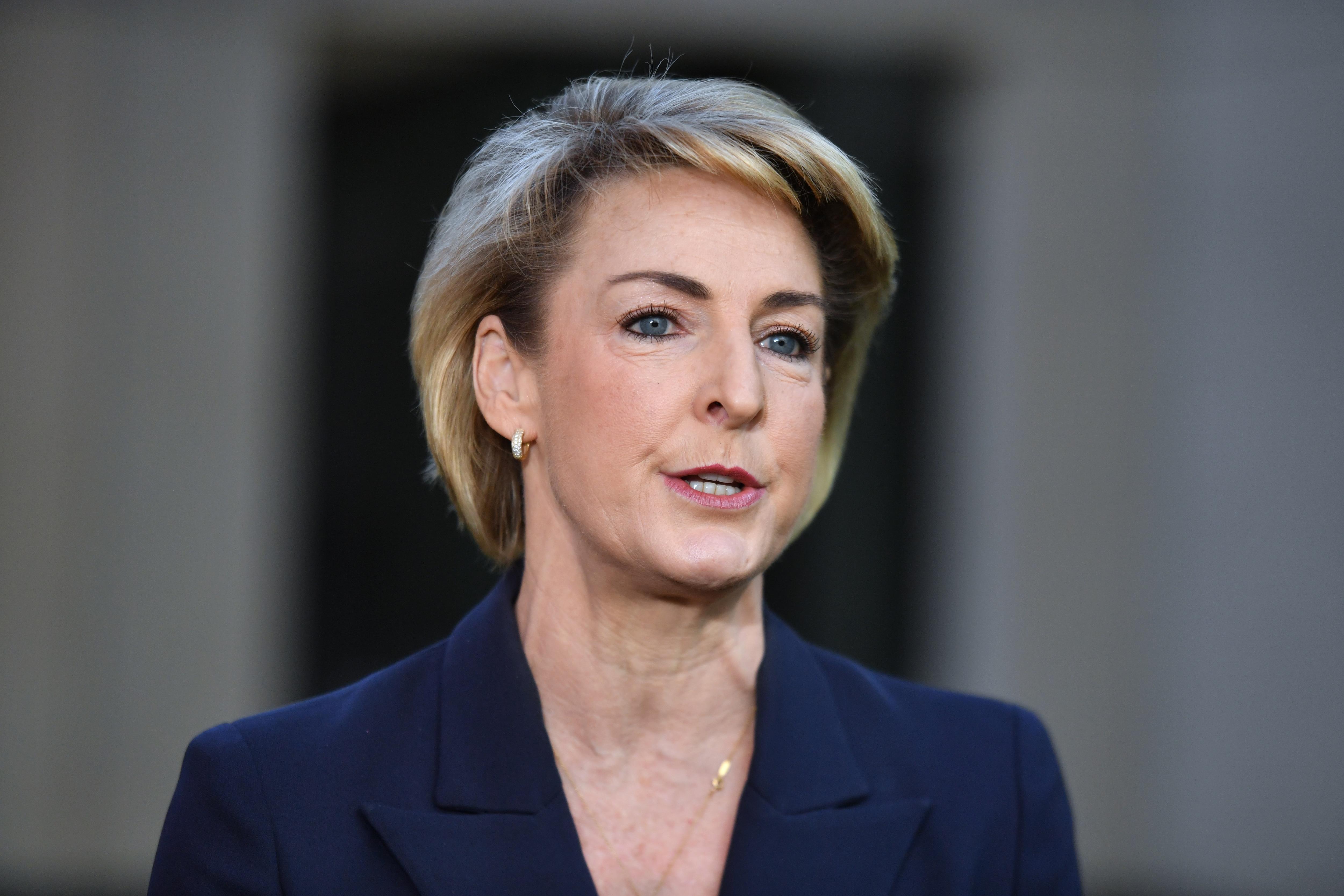 Minister for Employment Michaelia Cash.