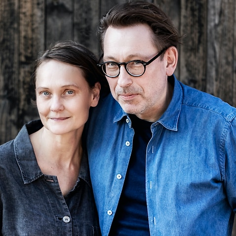 Per-Anders and his wife live in Sweden.