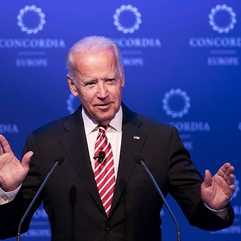 The former US Vice President Joe Biden concedes that at 76, age may work against him in 2020.