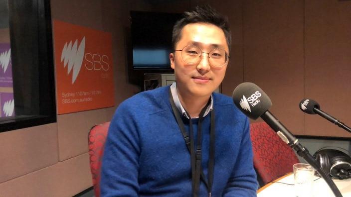 Steven Lee of the NSW Fair Trading joins SBS Korean program