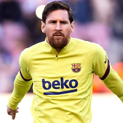 Messi Barcelona La Liga