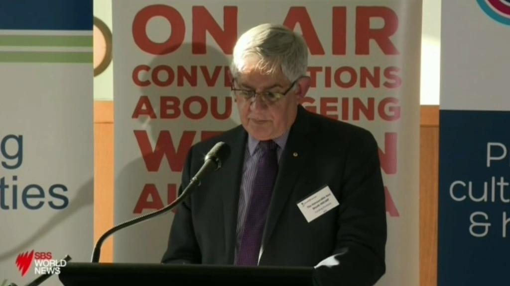 Minister for Aged Care, Ken Wyatt AM