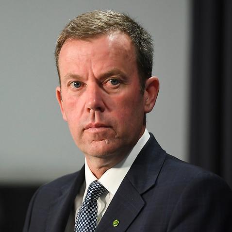 Australian Trade Minister Dan Tehan.