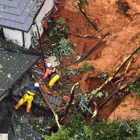 Torrential Rains Kill 141 In Japan, Say Government Sources class=