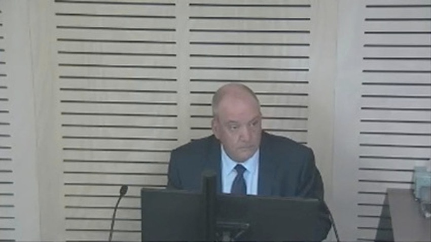 Image for read more article 'Daryl Maguire reveals to NSW ICAC he took a property developer into Gladys Berejiklian's office'