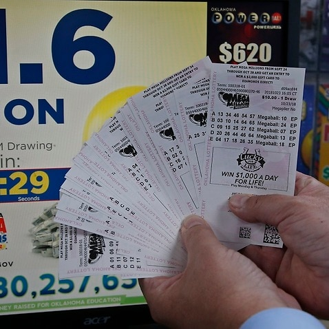 Winning numbers drawn for $750 million Powerball jackpot