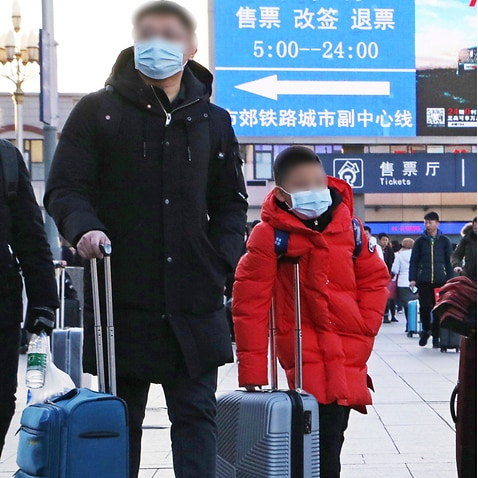 Three direct flights each week from Wuhan into Sydney will have extra biosecurity officers deployed to provide information on coronavirus symptoms.