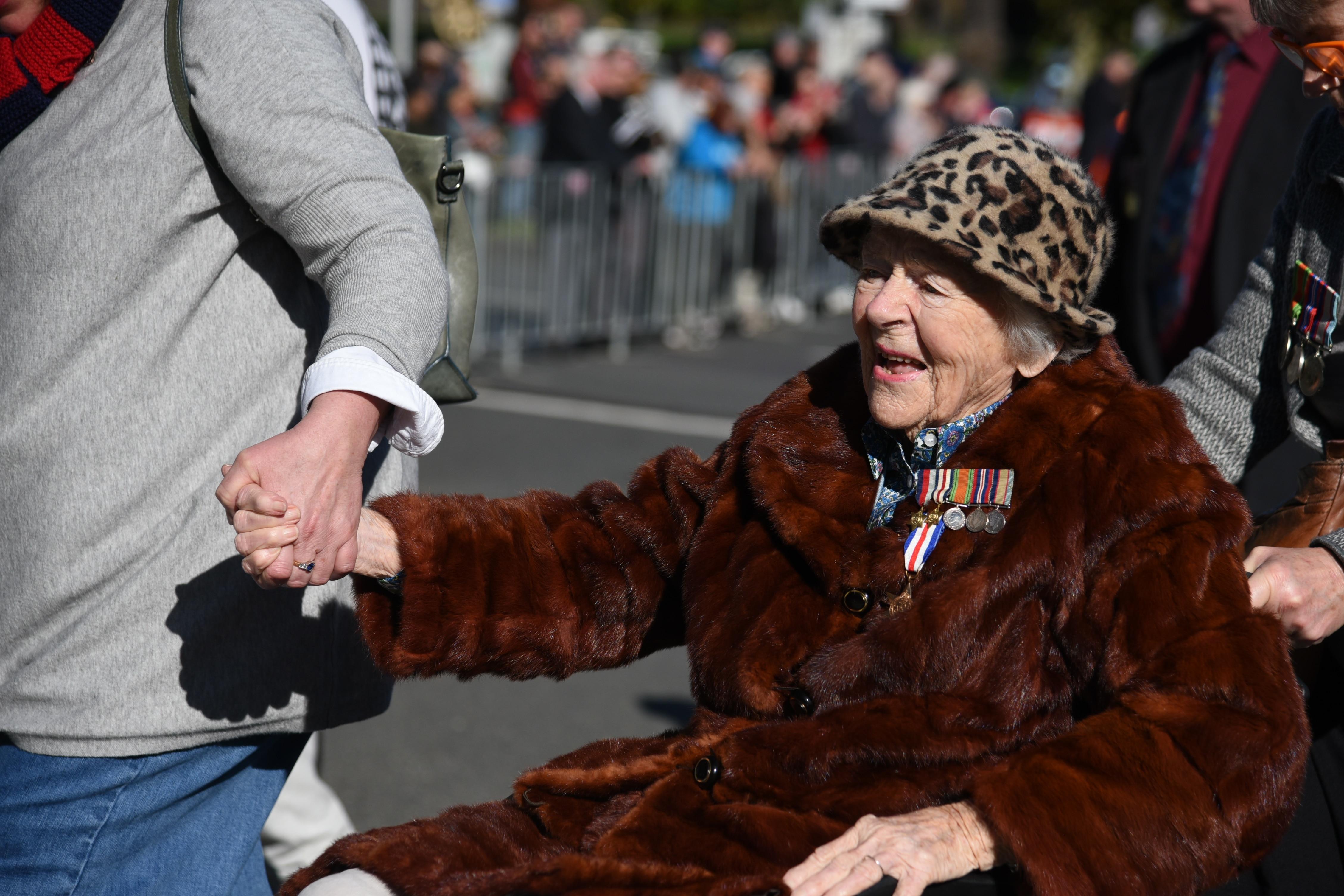ANZAC Day, Melbourne, 25 April 2021.