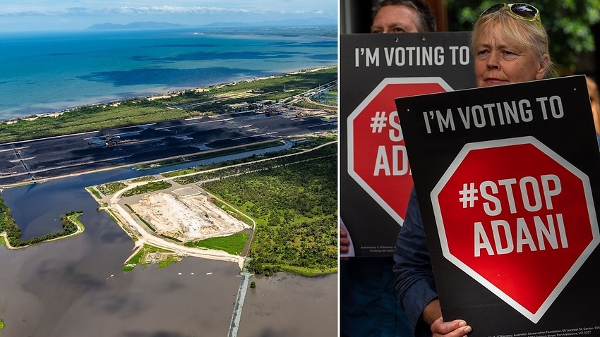 Image for read more article 'Mining giant Adani fined for polluting 'beautiful' Queensland wetlands during monster storms'