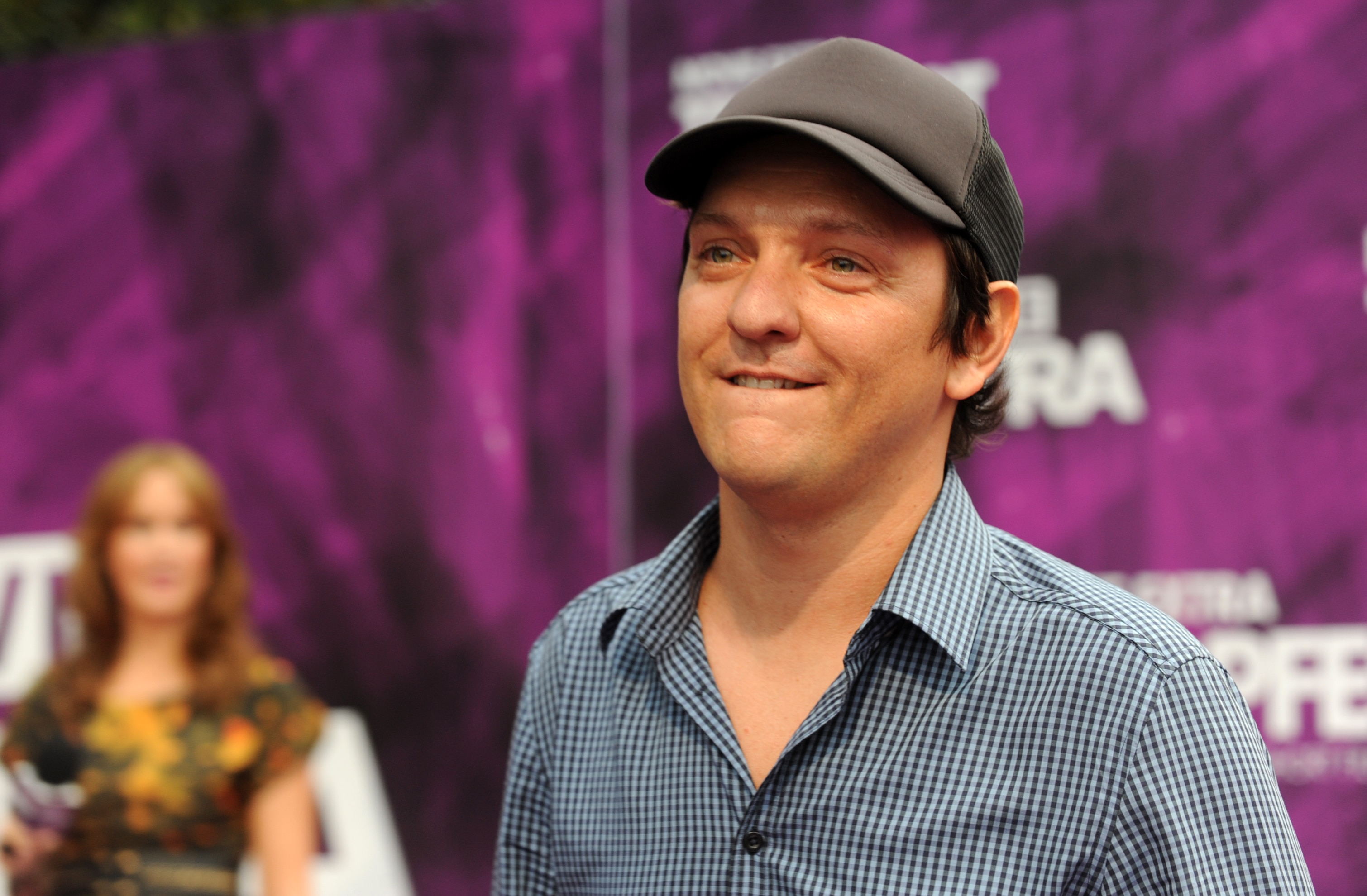 Australian comedian Chris Lilley at the Tropfest Short Flim Festival in 2011.
