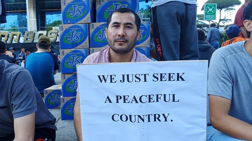 'Forgotten' victims of Australia's border protection policies to protest across Indonesia