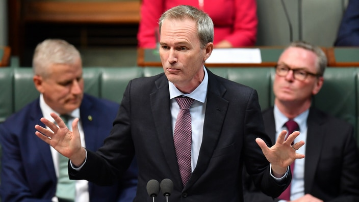 Minister for Immigration David Coleman (file photo)