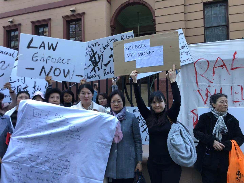 Ralan creditors rally to demand inquiry