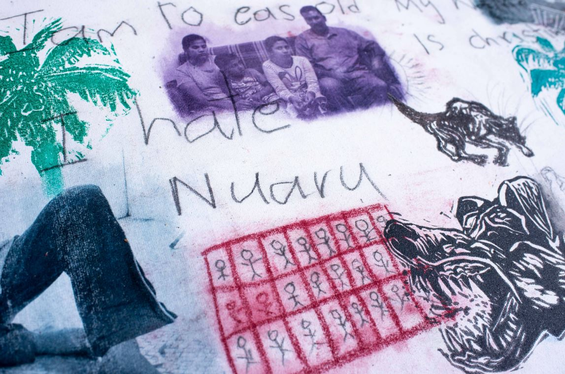 Messages from Detention on Nauru