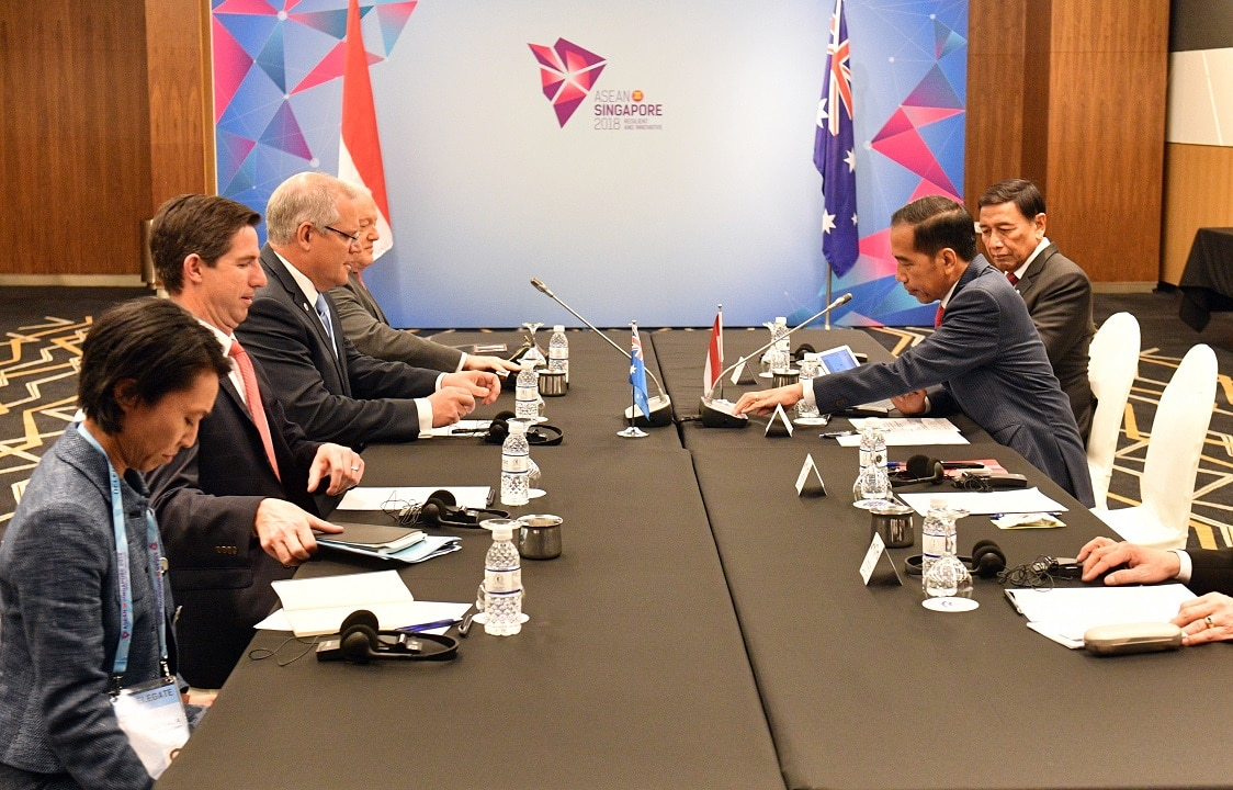 Indonesia rejects trade deal with Australia because of Jerusalem
