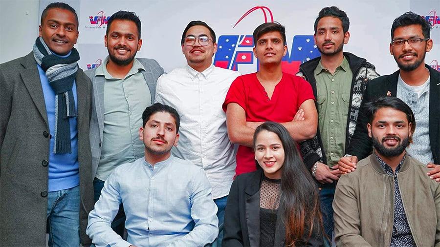 Vision for Motivation Nepali Youth Sydney
