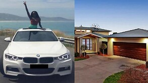 The house and the car in the middle of court battle now in Victoria