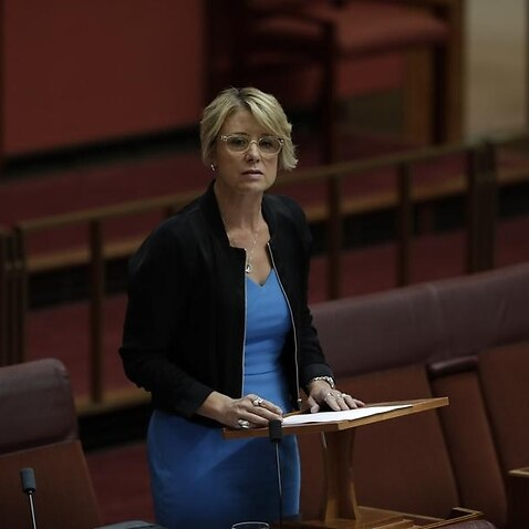 Labor senator Kristina Keneally