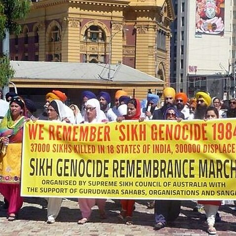The Sikh Genocide Remembrance March