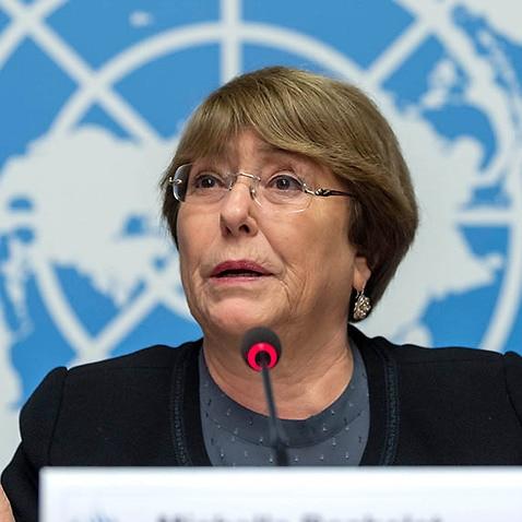 Michelle Bachelet has urged Australia to adopt