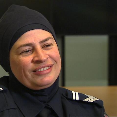 Leading Senior Constable Maha Sukkar