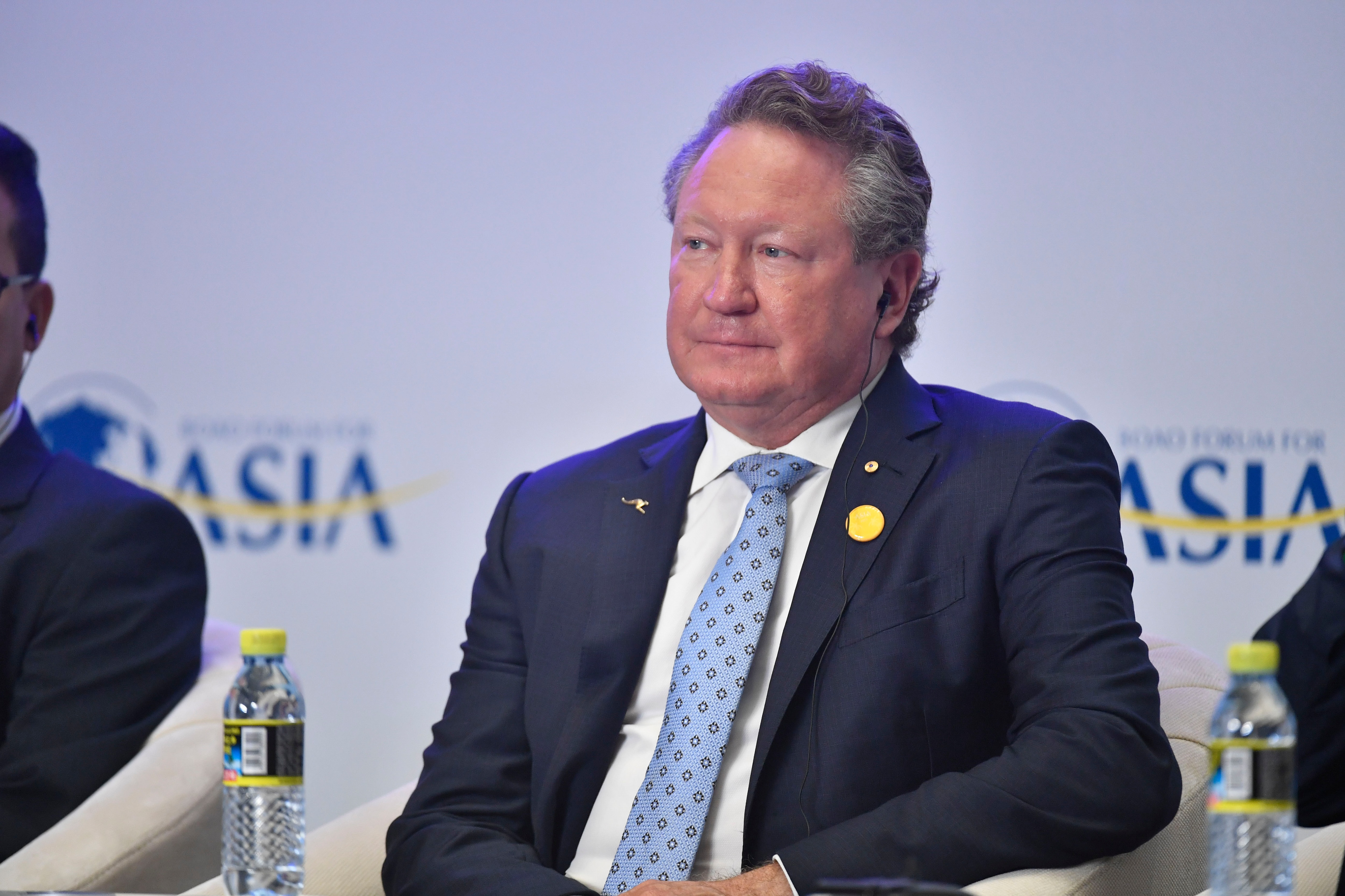 Fortescue Metals chairman Andrew Forrest will donate $70 million to bushfire relief.
