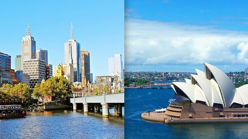 Melbourne, Sydney named among top most liveable cities in