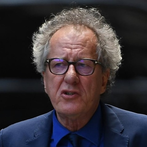 Eryn Jean Norvill said actor whispered in her ear — Geoffrey Rush trial