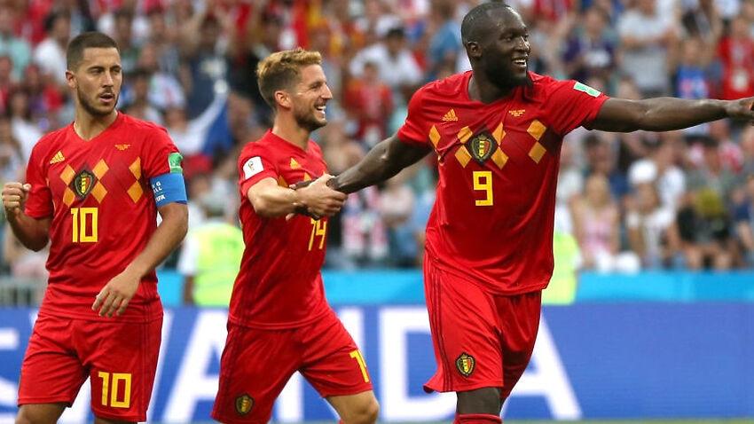 f20842b3f Mertens magic and Lukaku brace sees Belgium ease past Panama