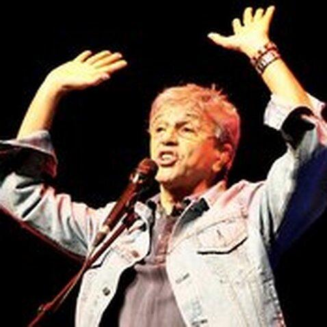 Brazilian singer Caetano Veloso