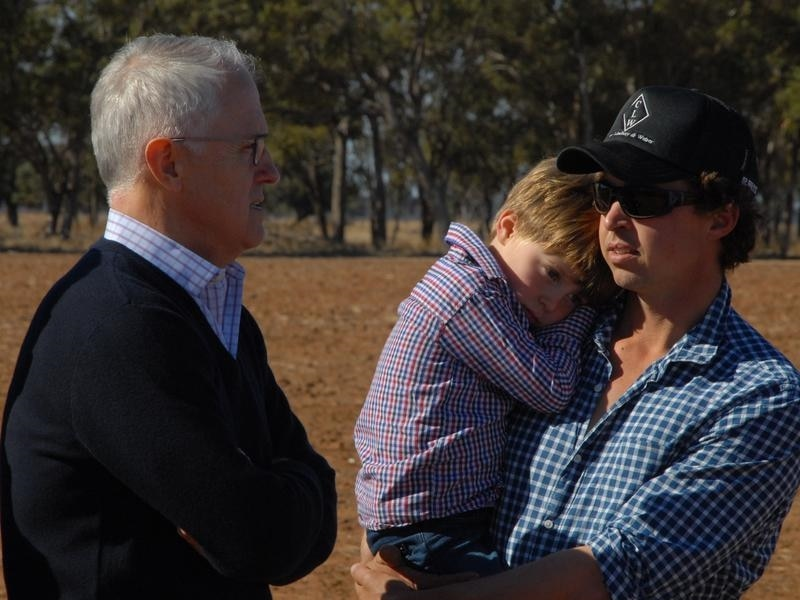 More support announced for farming families affected by drought