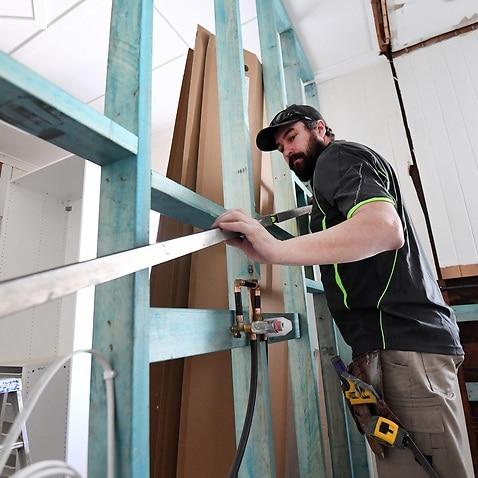 COVID-19, home builder program, grants, renovation, home builder