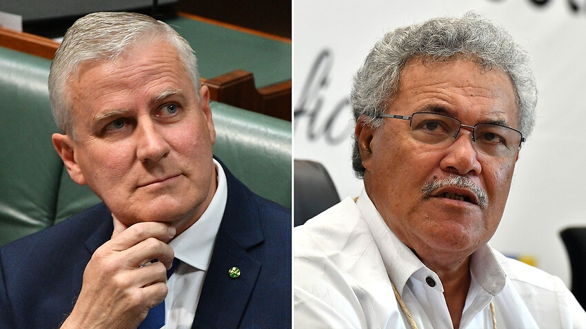 Tuvalu PM threatens to pull out of seasonal worker program after McCormack's fruit comment