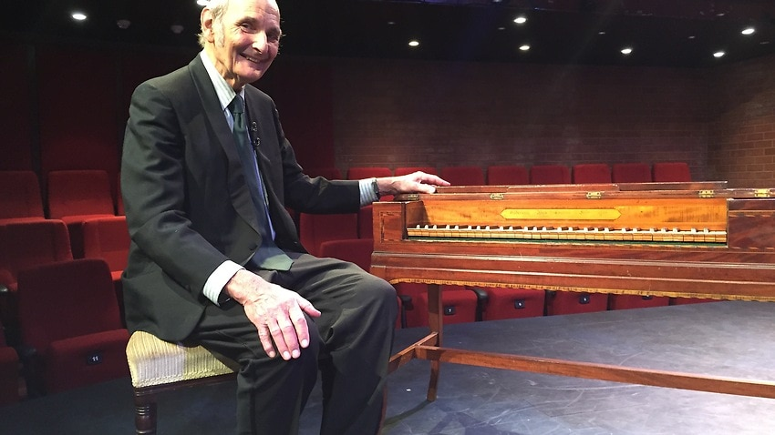 Australia's first piano revealed