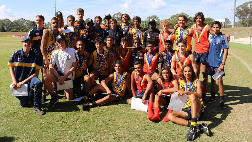Image for read more article 'AFL scouts line up for country's best young Indigenous talent'