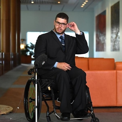 Greens senator Jordon Steele-John has slammed an Immigration Department decision not to grant a Bhutanese family  residency due to their son's disability.