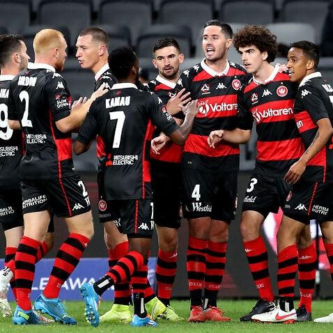 A-League - Western Sydney v Wellington