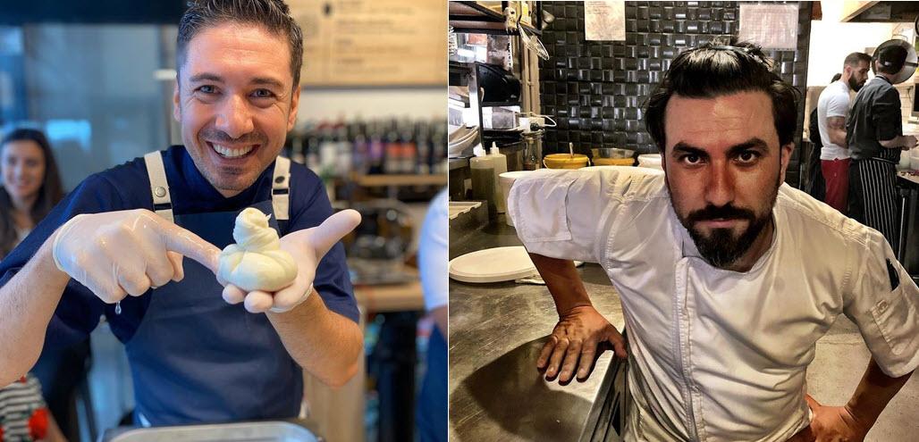 Fabio Stefanelli e Paolo Gatto