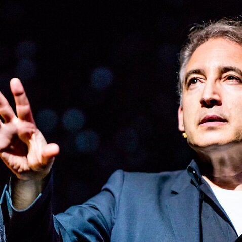 World Science Festival founder and physicist Brian Greene.