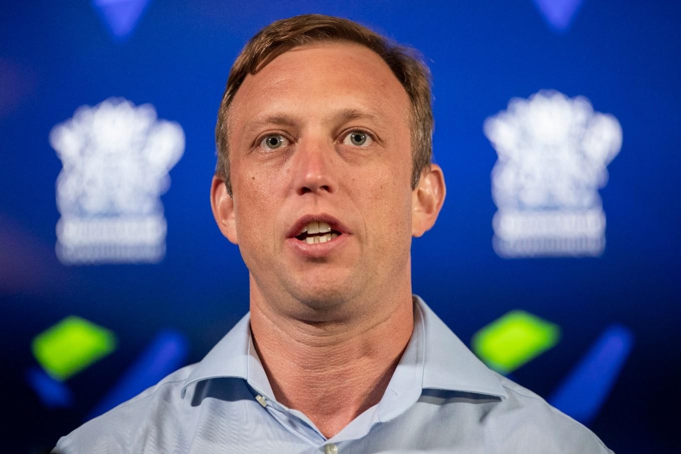 Queensland Health Minister Steven Miles