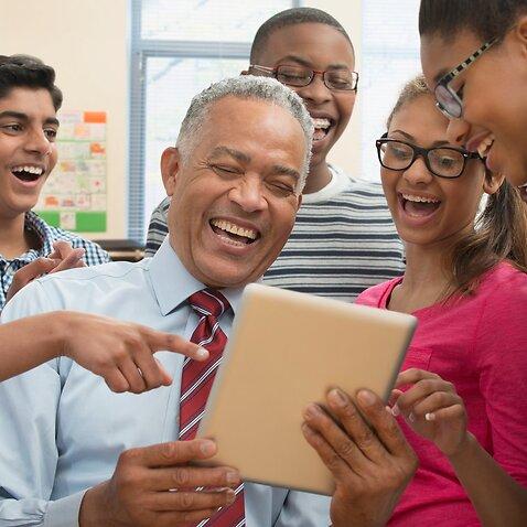 Viva: The benefits of mentoring