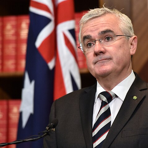 Federal independent Andrew Wilkie