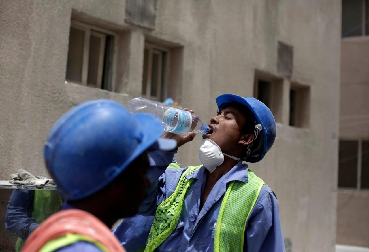 Nepal migrant worker