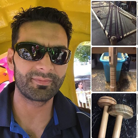 Stuck at home during coronavirus lockdown, Ragvinder Singh completed many DIY projects.