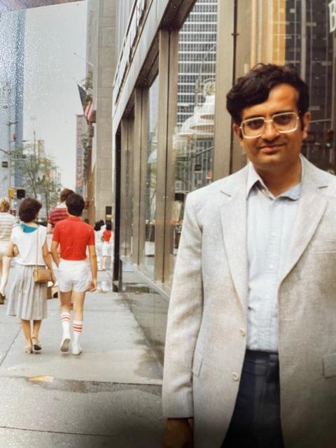 Prakash A. Raj