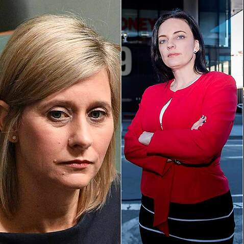 Labor MPs from left: Susan Lamb, Emma Husar, Josh Wilson and Justine Keay are four MPs on the Liberals' citizenship radar.