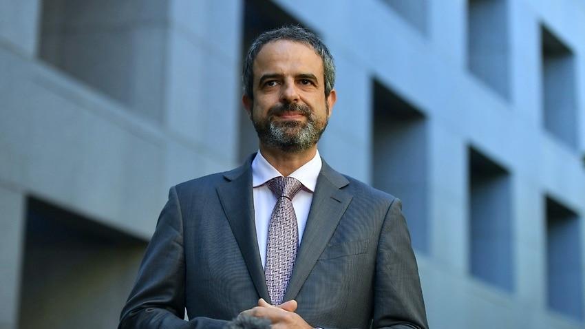 Australian Medical Association president Dr Omar Khorshid.