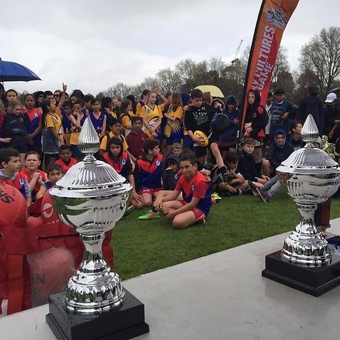 AFL Victoria Multicultural Primary School Cup